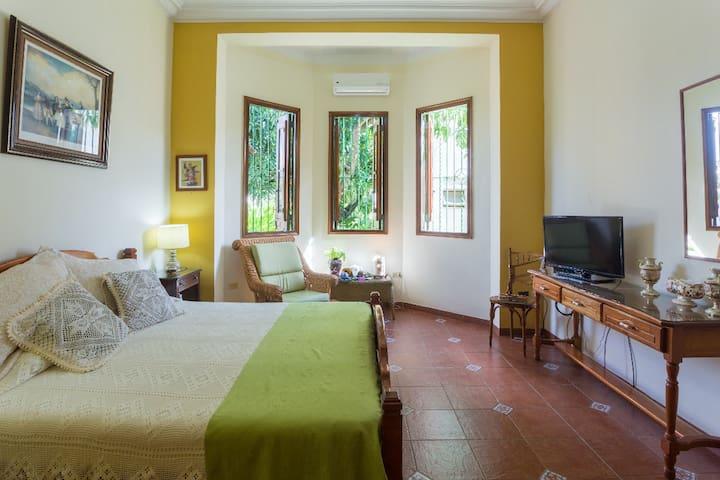 Villa Florez Room 2 with Jacuzzi (Havana)