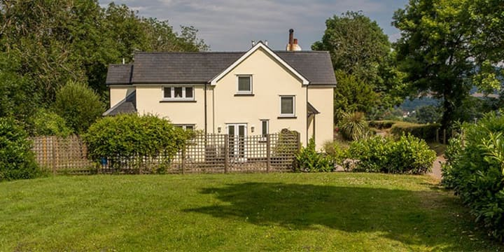 Ancre Hill Vineyard Cottage in the Wye Valley