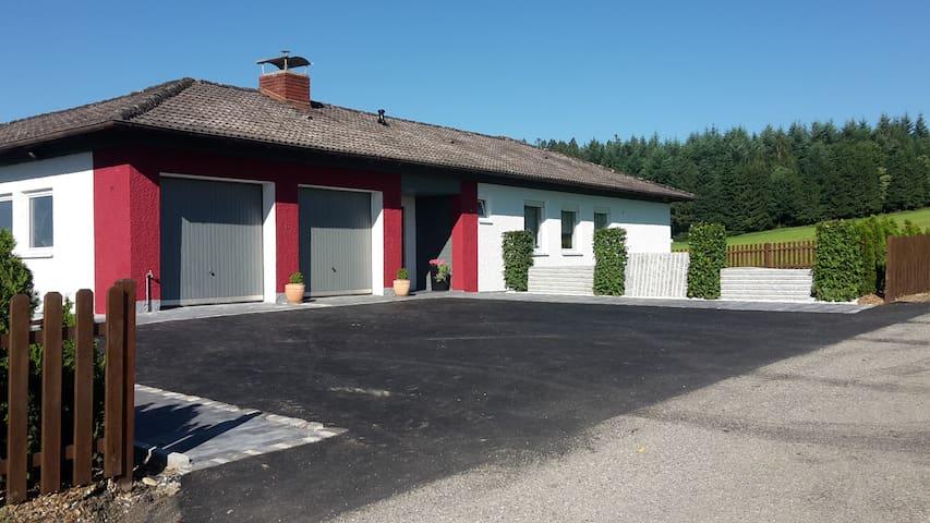 Ferienhaus Bungalow Ortner - Wetzendorf - Domek parterowy