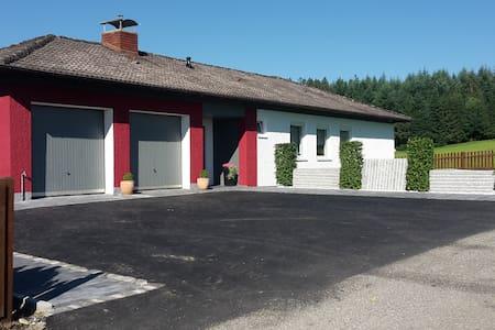 Ferienhaus Bungalow Ortner - Wetzendorf - Bungalow