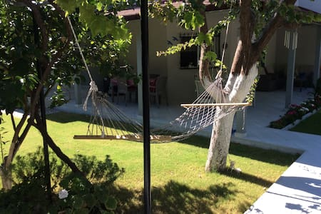Villa 19'da DENİZ VE DOĞA İLE İÇ İÇE ÖZEL ODA-3