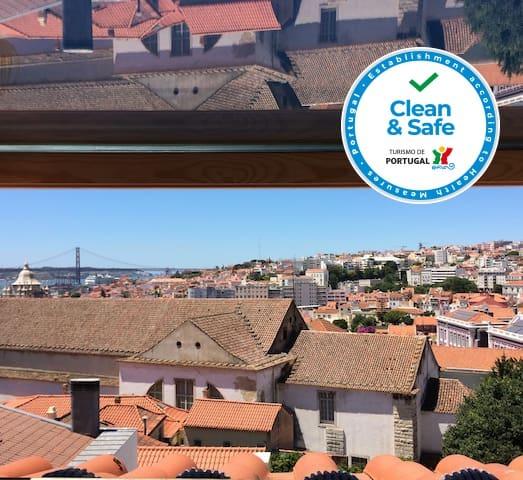Centro de Lisboa Zona histórica