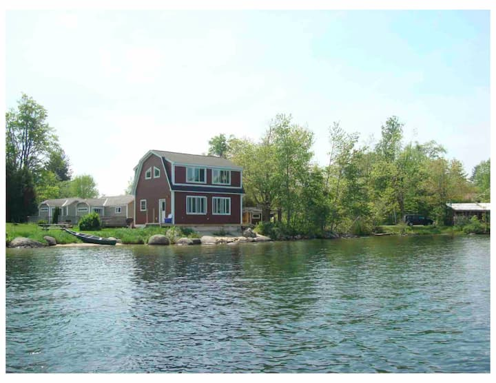 Granite Lake Waterfront Cottage