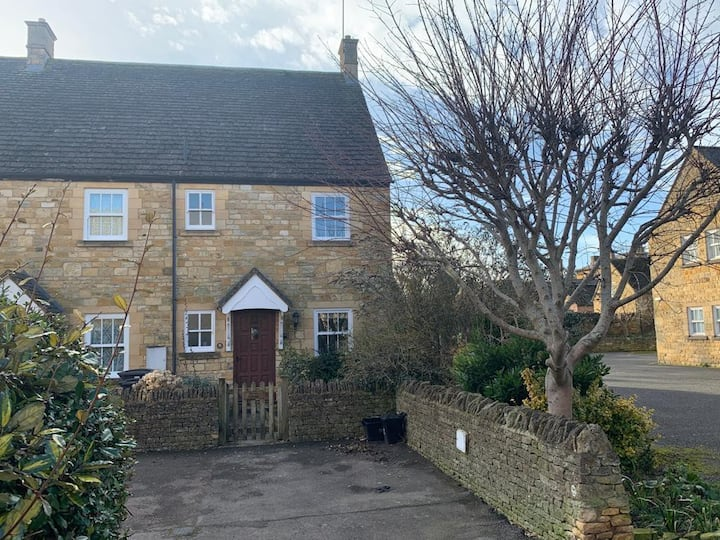 Super 3 bedroom cottage, Chipping Campden centre