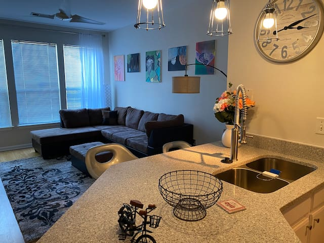 Cozy Private Condo In Downtown ATL– Free Parking.