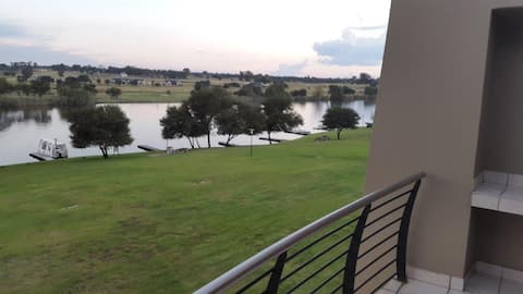 Lovely river view apartment
