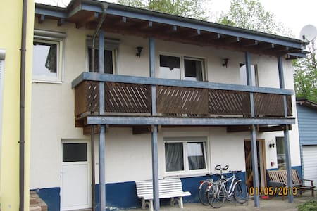 50qm-Apartment am Wald nahe KIT - Stutensee