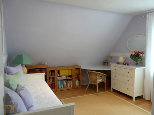 New decorated rooms on upper floor! - Bad Homburg vd Höhe - Hus