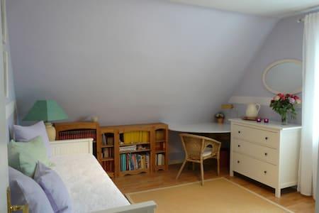 New decorated rooms on upper floor! - Bad Homburg vd Höhe - Ház