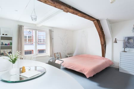 Private 2 persons room in Deventer - Wohnung