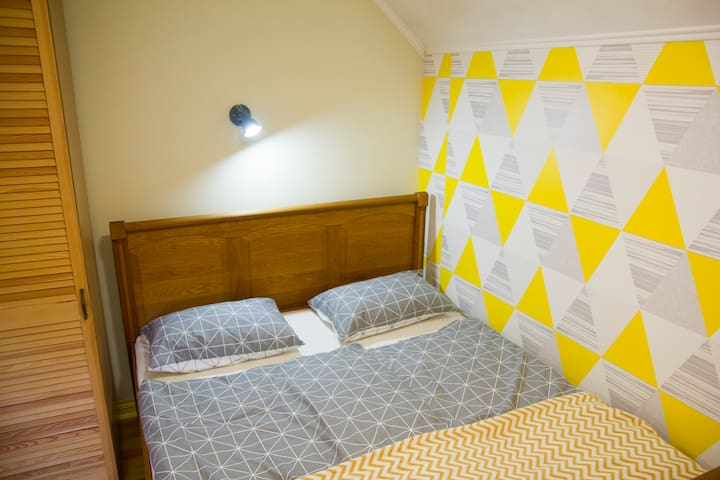 Yellow apartment № 1