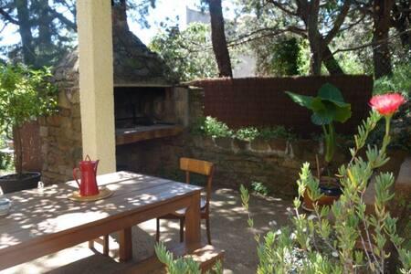 Grande maison et jardin arboré à 5 mn Lac Salagou - Le Bosc - House