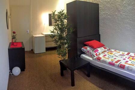 38- Une jolie chambre indépendante - Lausanne - Hus