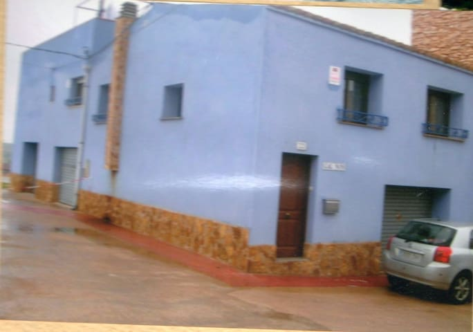habitacion doble, en zona rural - Villarrodona - Hus