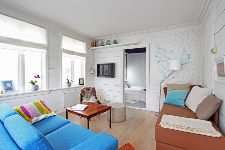 Sandvikstorget - main apartment