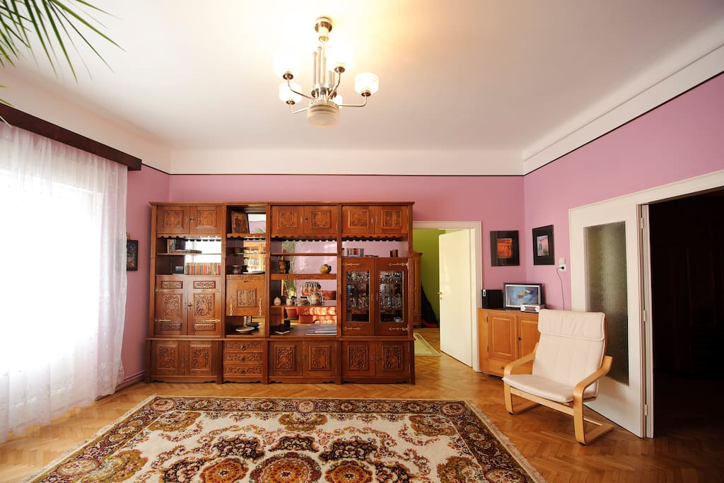 Charming apartment located downtown