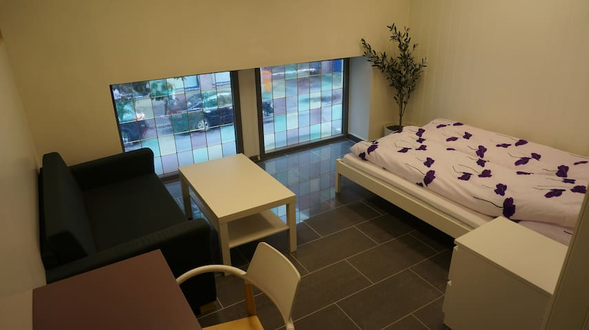 Large&New accommodation in downtown - Bergen - Apartamento