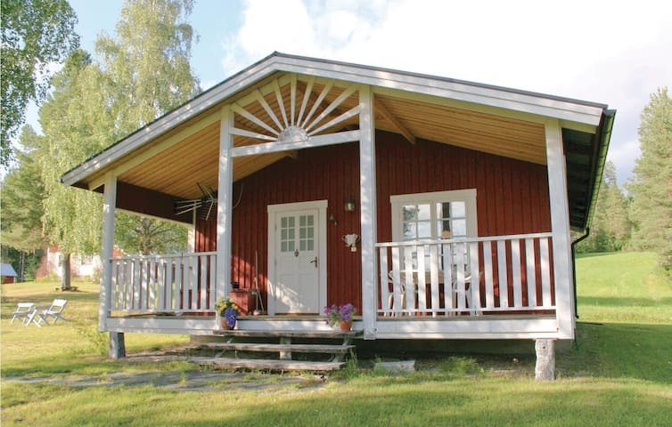 Holiday cottage with 2 bedrooms on 50 m² in Vindeln