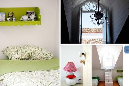 3/4 Hostel - PDL (Chá Verde room) - Ponta Delgada