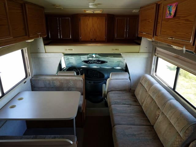 The RV Getaway