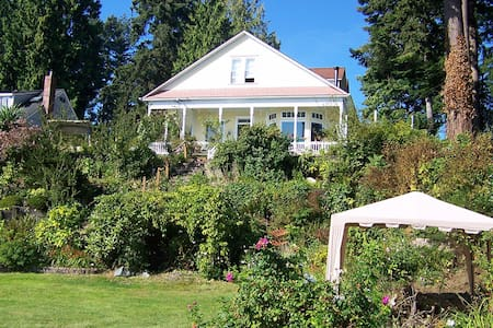 Waterfront, Port Orchard, Seattle entire house - Port Orchard