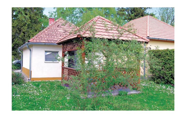 Holiday cottage with 1 room on 40m² in Balatonfenyves