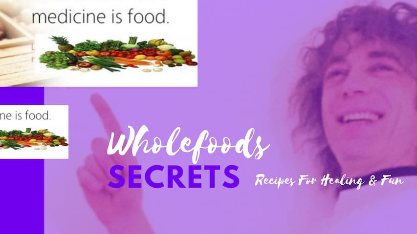 wholefoods secrets with expert chef