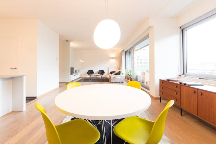 Trendy Vacation Apartment Antwerp