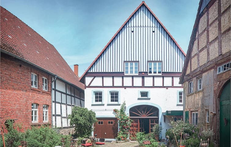 Holiday apartment with 1 bedroom on 50m² in Schwalenberg
