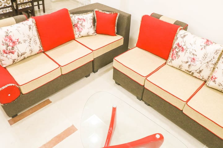 3BHK fully furnished apartment in Mallapur