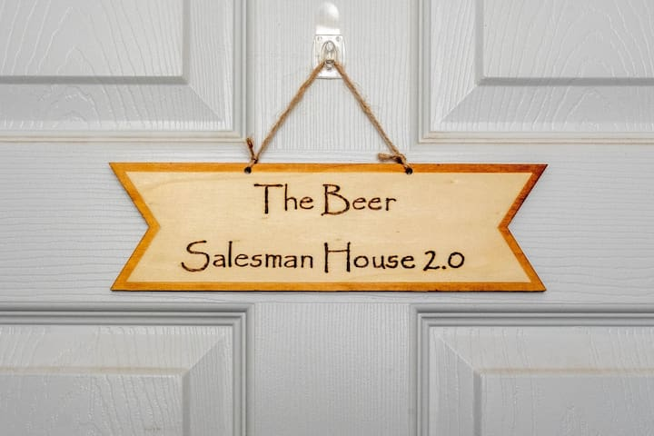 The Beer Salesman House 2.0