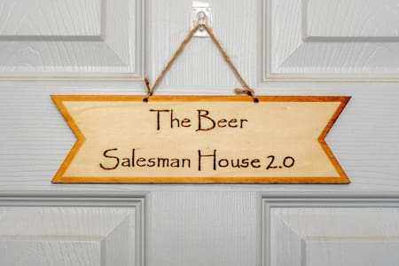 The Beer Salesman House 2.0