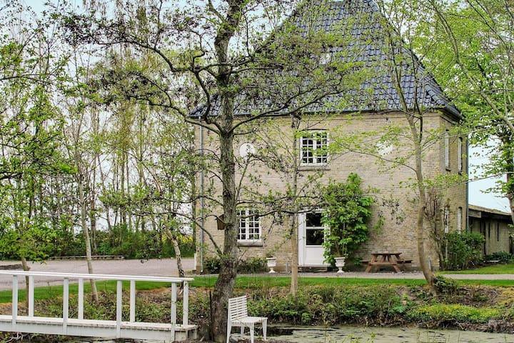 6 persoons vakantie huis in Dannemare