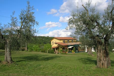 The best rooms on Tuscany Hills - Castel Rigone