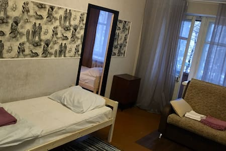 2-х комнатная квартира, пр-т Ленина.