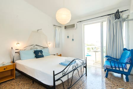 Romantic Studio with double bed! - Ialysos