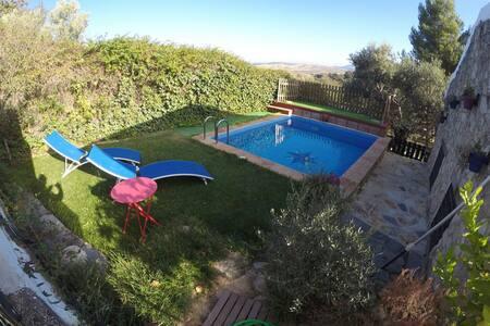 """"""" El Merendero """"    VTAR/MA 1001 - Ronda - Casa"""