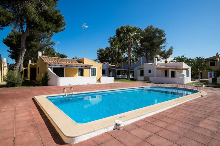 Well-maintained complex with communal pool - Casa Son Xoriguer 14