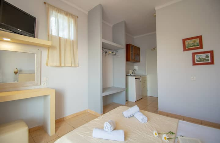 Studio with sea view by Agoulos Beach Hotel