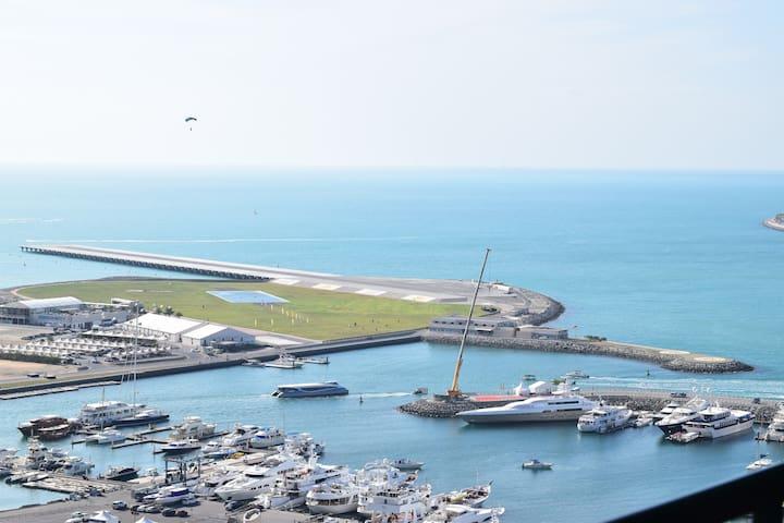 Luxury Dubai Marina Ensuite - Dubai - Wohnung