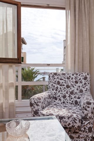 Apartment close to the seafront - Palma de Mallorca - Appartement