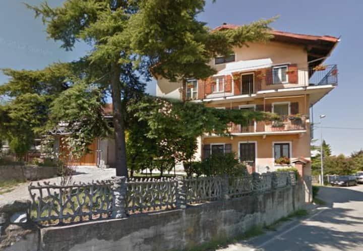 Stanza privata a Montaldo