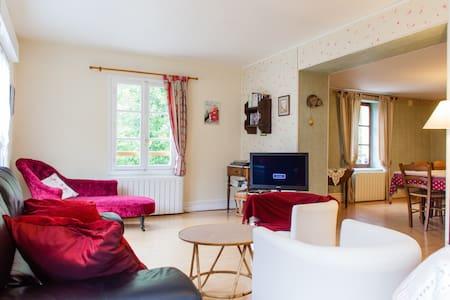 Maison lorraine traditionnelle - Luvigny - Hus