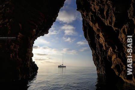 "boat & breakfast ""WABI-SABI"" - Nettuno"