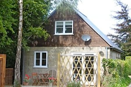 Vineyard Cottage - The Cotswolds - North Nibley - Hus