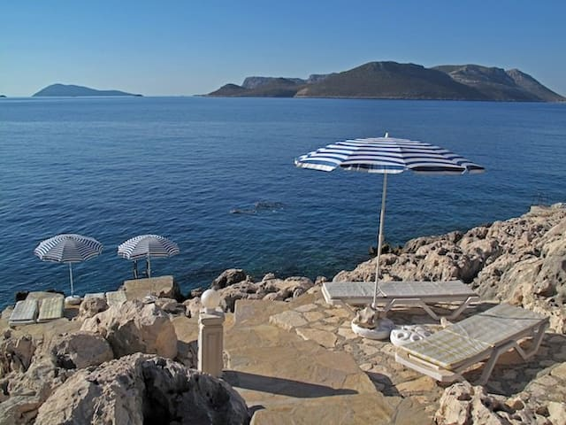 Beautiful Seafront Villa, Kas - Kaş