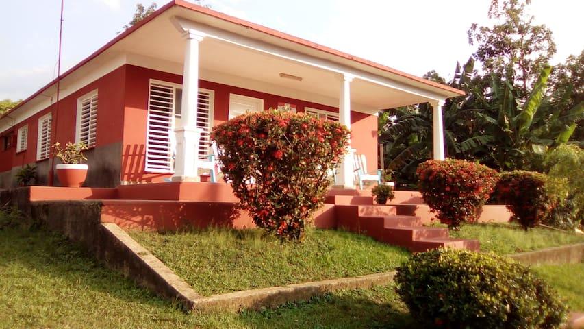 Casa Juan y Marisol