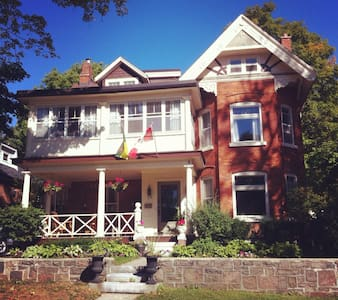 Huge Beautiful and Bright Century Home in Orillia - House