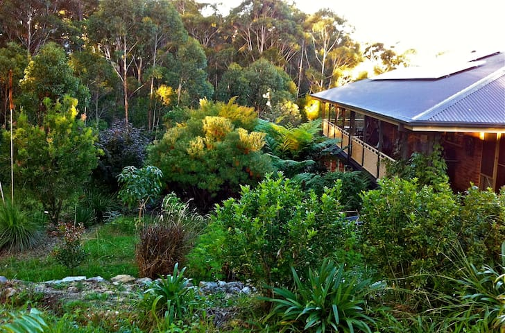 Beautiful European Forest Home - Nambucca Heads - Talo