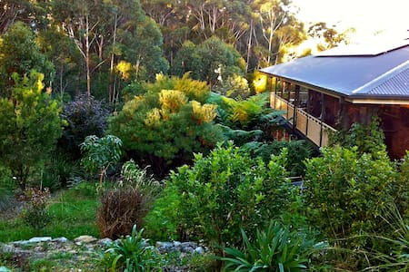 Beautiful European Forest Home - Nambucca Heads - Casa